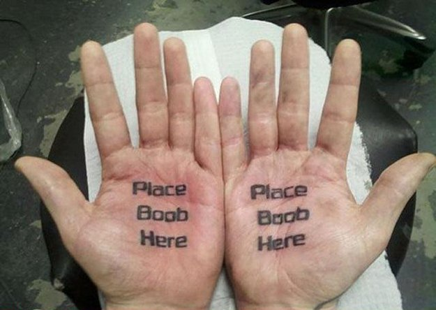 Tatuaże Wołanie O Atencję Ukryte Znaczenie Czy Może
